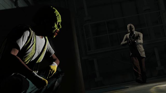 Grand Theft Auto Online - Masks