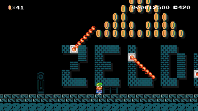 Super Mario Maker - Totem Time