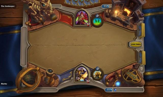 One of the new game boards.