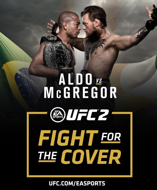 UFC 2 - Fight for the Cover