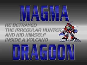 MMX4 Magma Dragoon