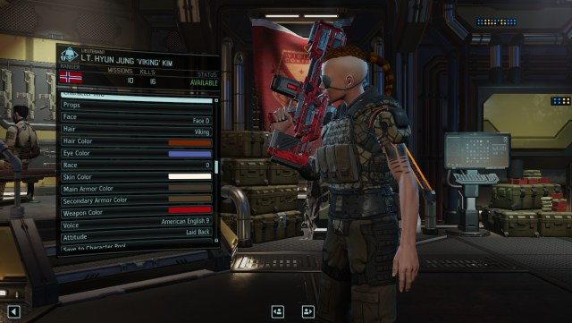 Xcom 2 character customization