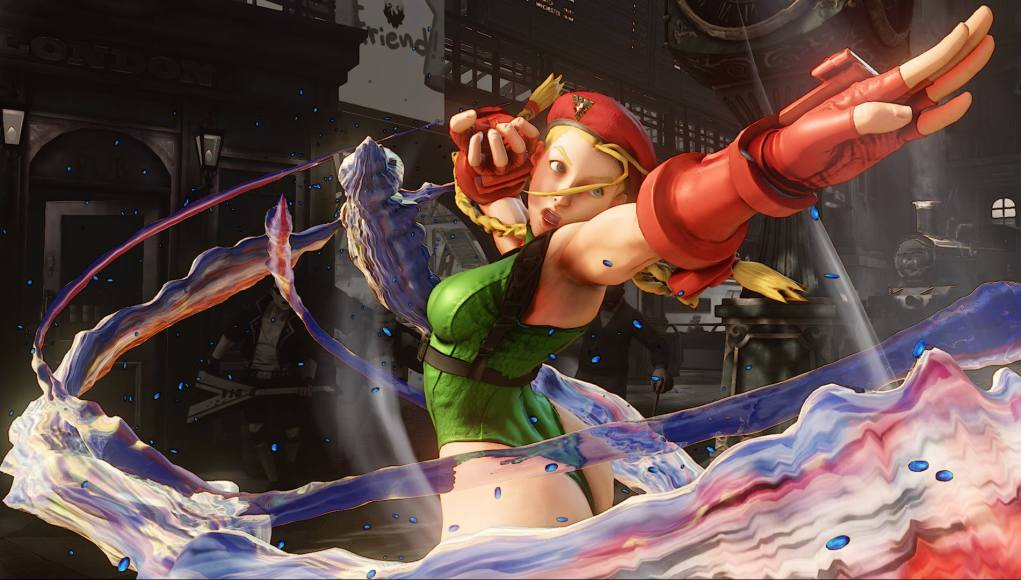 Street Fighter V Cammy