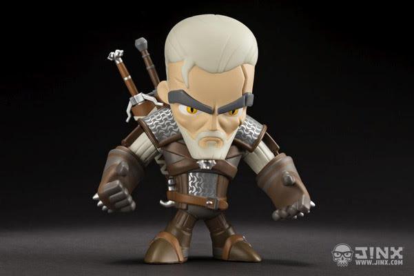 The Witcher 3: Wild Hunt figurine