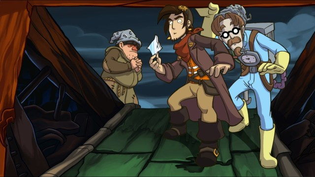 deponia mcchronicle