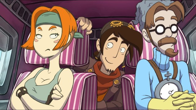 deponia characters