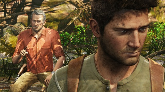 Uncharted Dad