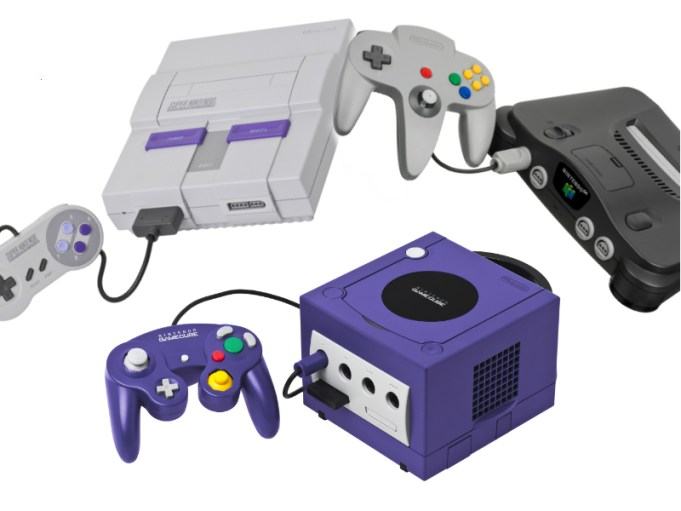 Nintendo Classic Mini - All Consoles