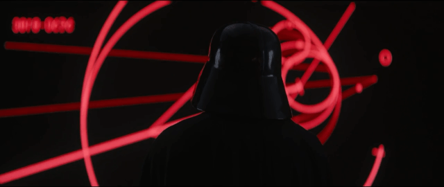 Rogue One Trailer - Darth Vadar