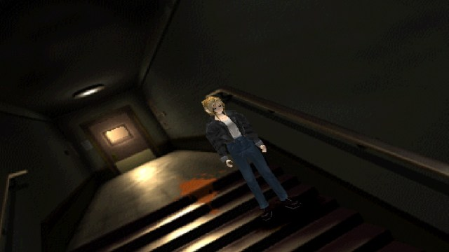 Parasite Eve Backgrounds