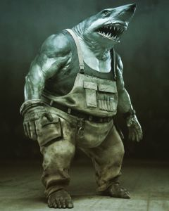 Beyond Good & Evil 2 - Shark