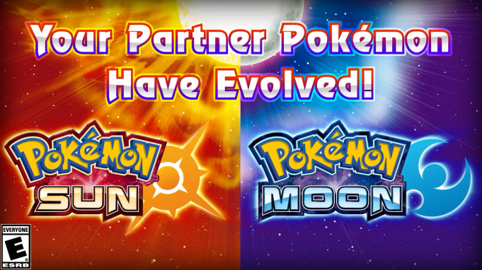 Pokémon Sun and Pokémon Moon - Starter Pokémon