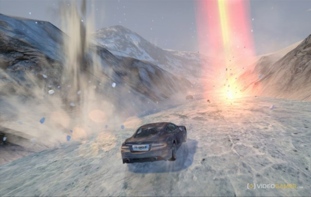 007 Legends Vehicles