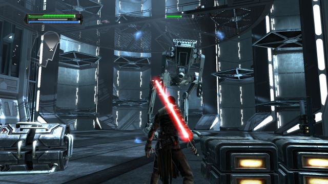 Force Unleashed Walker