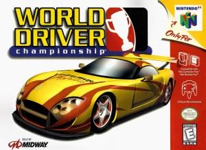 Jenna Fearon World Driver Championship