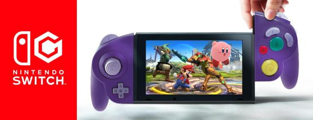 Nintendo Switch - Gamecube Joycon