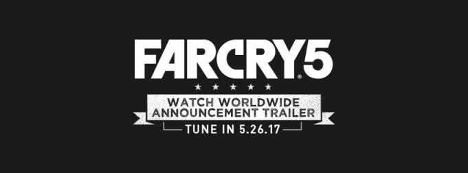 Far Cry 5 Reveal