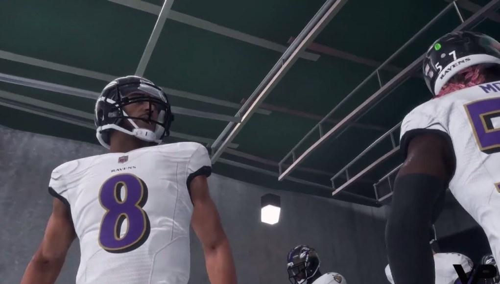 Madden 18 – Colin Kaepernick Starting For The Baltimore Ravens Week 1