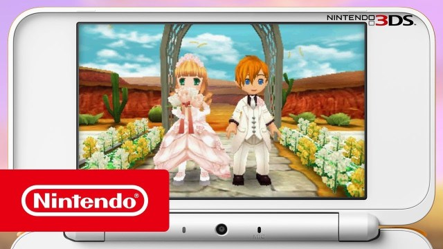 Story of Seasons: Trio of Towns To Release In October