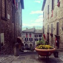 Gubbio - scorci medievali