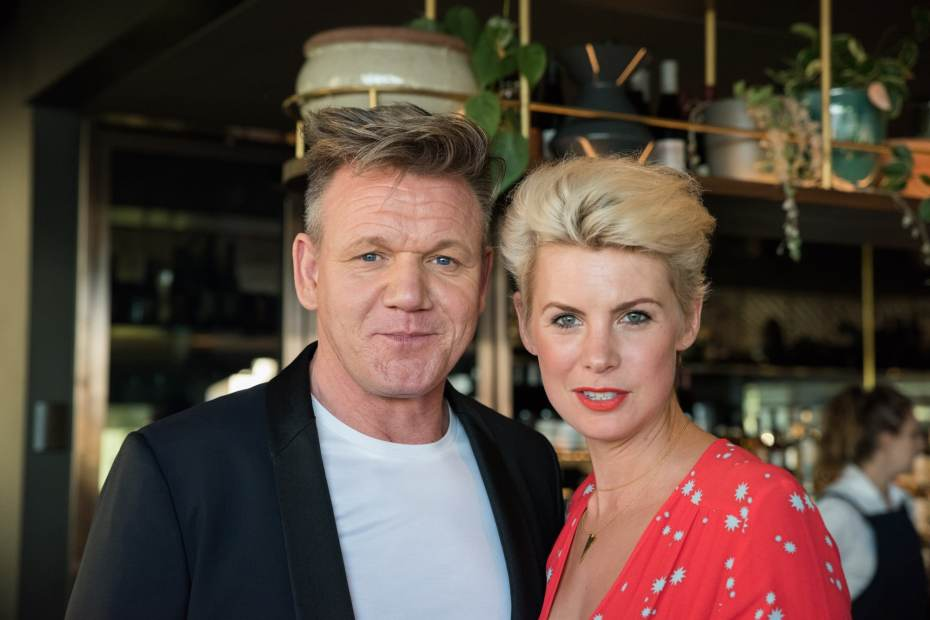 Gordon Ramsay for Delicious Magazine | Bea Restaurant