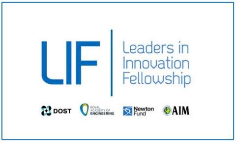 Leader in Innovation Fellowship