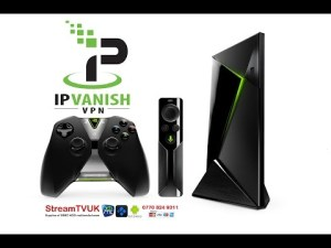 NVIDIA Shield VPN IPVanish install guide Kodi