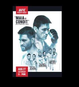 UFC ON FOX 21 VANCOUVER LIVE STREAM ONLINE FREE