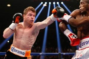 kodi canelo vs smith boxing