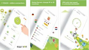 Kiwi VPN For PC