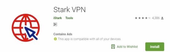Stark VPN For Windows