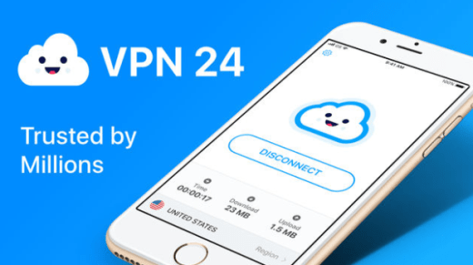 VPN 24 for Windows PC
