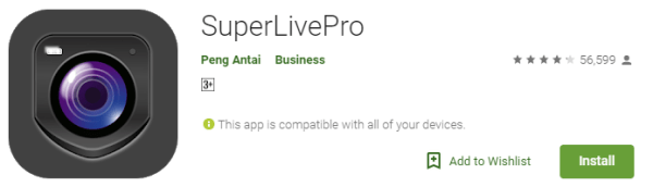 SuperLivePro for Windows and Mac