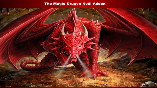 how to install magic dragon kodi addon