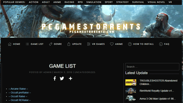 PCGamesTorrent