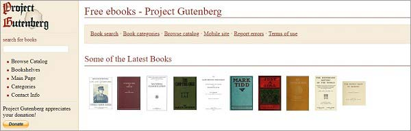 Project-Gutenberg-2018-Torrent-Site