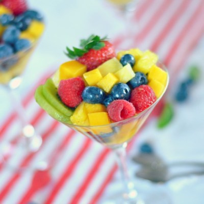 Summer Fruit Cocktail - VRAI Magazine