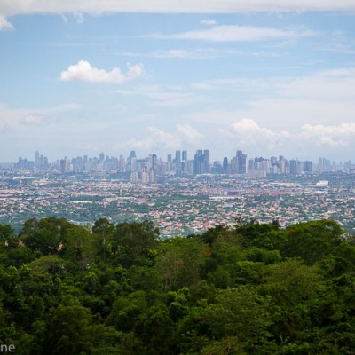 Manila Skyline - VRAI Magazine