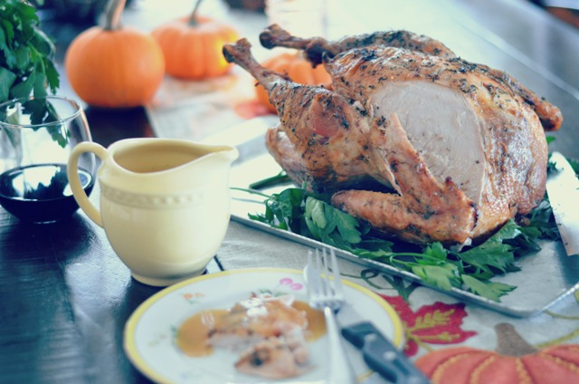 The Perfect Roast Turkey- VRAI Magazine