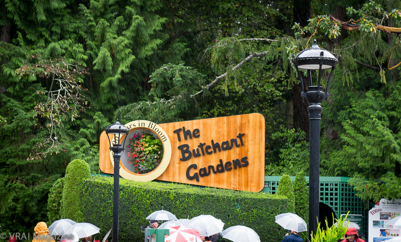 The Beauty of Butchart Gardens in Victoria, BC