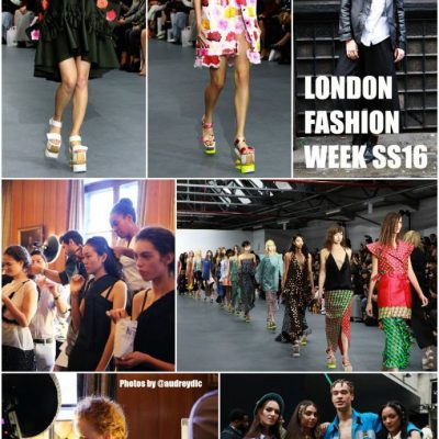London Fashion Week SS16 -- VRAI Magazine