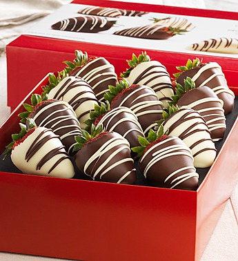 Fannie May Decadent Chocolate Strawberries from 1-800-BASKETS