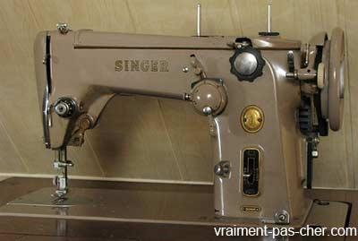 Notice pour machine à coudre Singer