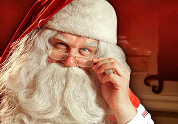 Message du père Noël en vidéo pour les enfants