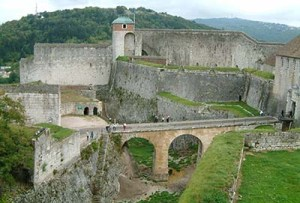 Citadelle Vauban à Besançon