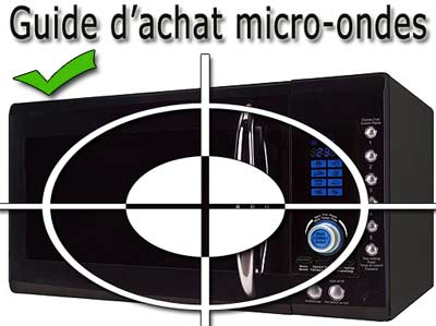 Guide d'achat micro-ondes 2021
