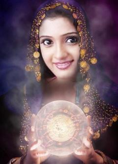 Clarvăzătoarea Dayana, Maestra Magiei Albe