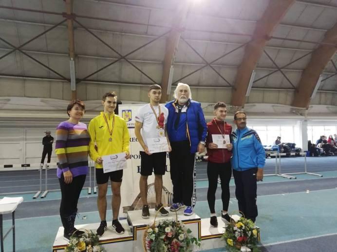 podium atletism
