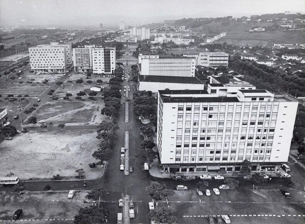 Fotos aéreas de Volta Redonda