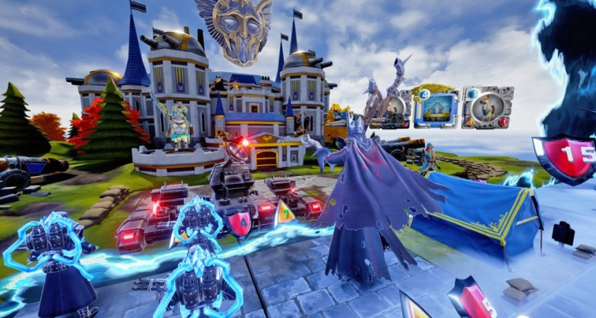 dragonfront screenshot one of the best free rift games